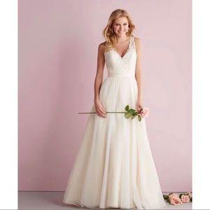 Allure Romance Bridal Gown Size 10